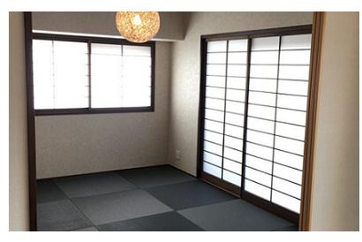〈室内施工事例 vol.1〉 マンションの和室がモダンな和室に!