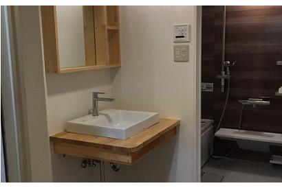 <バス・洗面施工事例 vol.1>洗面・浴室のリフォーム