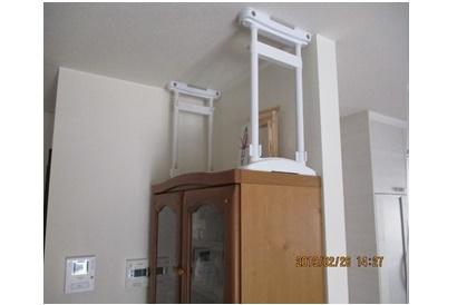 〈その他施工事例 vol.7〉南海トラフ対策、家具の転倒防止