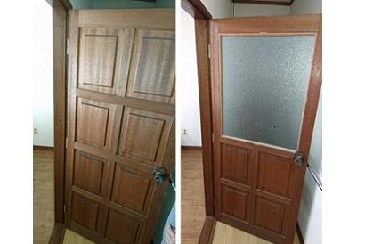 <室内施工事例 vol.4>樹脂板加工の明かり取り