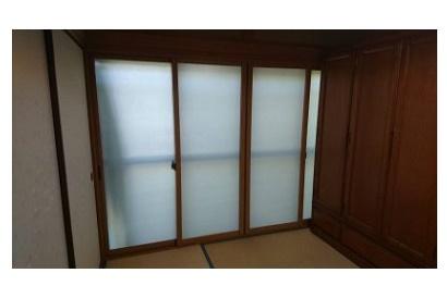 <室内施工事例 vol.5>和紙調の内窓取付