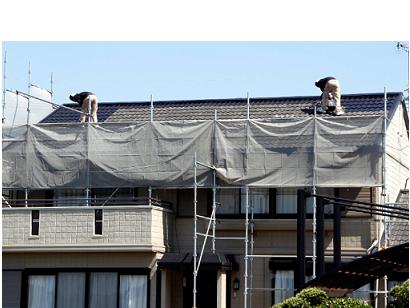 9月10月 高知県瓦屋根工事組合「屋根の補修・改修相談会」
