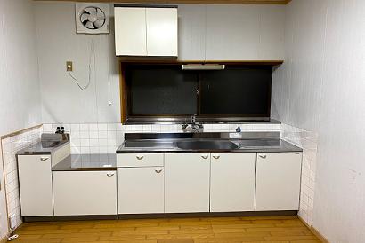 <キッチン施工事例 vol.10>賃貸物件のキッチンの交換