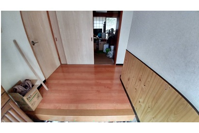 【室内施工事例 vol.9】 床のたわみ補修